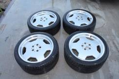 Комплект колес AMG R18 Mercedes-Benz w210 E-class. 8.0/9.0x18 5x112.00 ET31/35