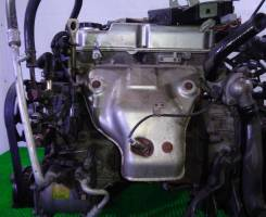 Двигатель в сборе. Mitsubishi Mirage Mitsubishi Dingo, CQ1A Mitsubishi Lancer Mitsubishi Libero Двигатель 4G13
