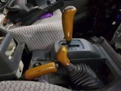 Ручка переключения автомата. Mitsubishi Pajero