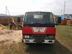 Mitsubishi Canter. Продам грузовик ММС кантер 91г. в., 2 800 куб. см., 1 500 кг.
