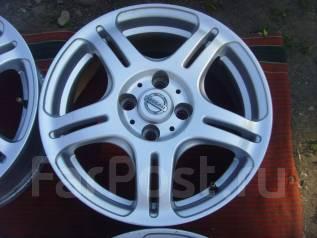 Nissan. 6.0x15, 4x100.00, ET40, ЦО 60,1мм. Под заказ