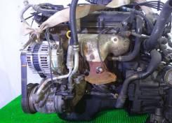 Двигатель в сборе. Nissan: Cube, Stanza, March Box, Ambulance, Micra, Elgrand, March Двигатель CG13DE