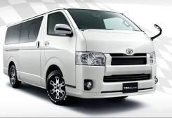 Губа. Toyota Hiace, KDH200, KDH200K, KDH200V, KDH201, KDH201K, KDH201V, KDH202, KDH202L, KDH203, KDH205V, KDH206K, KDH206V, KDH211K, KDH212, KDH220, K...