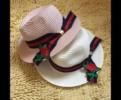 Шляпы. Рост: 98-104, 104-110, 110-116, 116-122, 122-128, 128-134 см