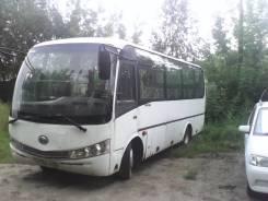 Yutong ZK6737D. Продётся автобус Utong ZK6737D в Омске, 3 900 куб. см., 23 места