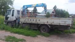 Hino Ranger. Продам грузовик с манипулятором, 6 000 куб. см., 5 000 кг.