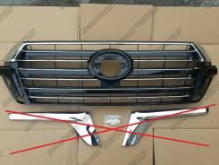 Решетка радиатора. Toyota Land Cruiser, GRJ200, J200, URJ200, URJ202, URJ202W, UZJ200, UZJ200W, VDJ200