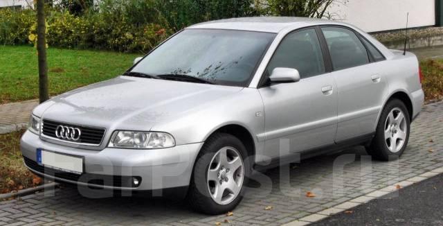 чип тюнинг Audi A4 B5 8d тюнинг услуги в кургане