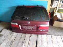 Дверь багажника. Honda Partner, EY7, EY6, EY9, EY8 Honda Orthia Двигатели: D15B, D13B, D16A