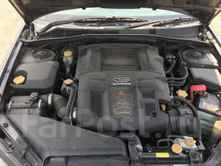 Радиатор охлаждения двигателя. Subaru Legacy, BL5 Двигатель EJ20X