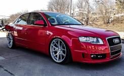 Чип-тюнинг Audi A4 B7 8H