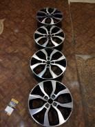 K&K. 6.5x17, 4x100.00, ЦО 60,1мм.