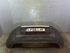 Бампер Fiat Fiorino, передний