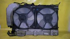 Вентилятор радиатора кондиционера. Subaru Legacy, BHC, BES, BH5, BH9, BE5, BHCB5AE, BE9 Двигатели: EJ254, EJ204, EJ201, EJ202, EJ208, EJ206