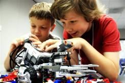 Робототехника в лицензированном центре от 5 до 17лет