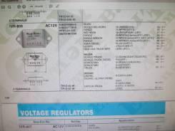Реле генератора. Mazda: Bongo, Bongo Brawny, Ford Spectron, J100, Eunos Cargo, J80