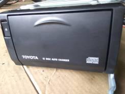 Cd-чейнджер. Toyota Crown Majesta, UZS155, UZS157, UZS151, JZS155 Двигатели: 1UZFE, 2JZGE