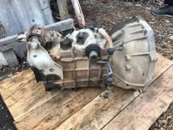 Механическая коробка переключения передач. Toyota Dyna, BU72 Двигатель 14B