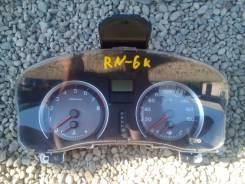 Панель приборов. Honda Stream, RN6 Двигатель R18A