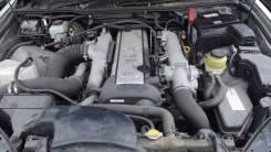 Двигатель в сборе. Toyota Verossa, JZX110 Toyota Crown, JZS171, JZS171W Toyota Mark II Wagon Blit, JZX110 Toyota Crown Majesta, JZS171 Двигатель 1JZGT...