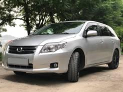 Toyota Corolla Fielder. вариатор, передний, 1.5 (110 л.с.), бензин, 141 650 тыс. км