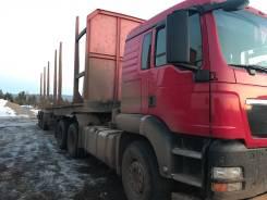 MAN. Продам тягач ман 6*4 2013 год ОТС, 14 000 куб. см., 60 000 кг.