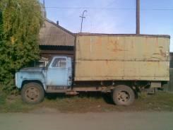 ГАЗ 52-01. ГАЗ- 5201 с термо будкой, 3 480 куб. см., 2 500 кг.