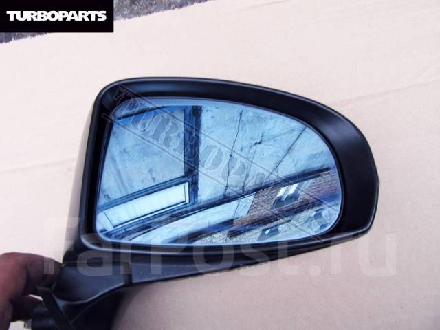 Зеркало заднего вида боковое. Toyota Prius, ZVW30, ZVW30L Двигатель 2ZRFXE