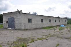 Производственная база, 2 га, 5 зданий. 19 889 кв.м., собственность, электричество, вода, от частного лица (собственник). Фото участка