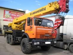 """Ивановец КС-45717К-1. Продается Автокран КС-45717К3 25 тн. """"Ивановец"""", 25 000 кг., 21 м."""