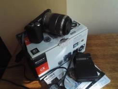 Sony Alpha NEX-5N Kit. 15 - 19.9 Мп, зум: 4х