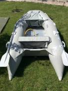 Nissamaran. Год: 2012 год, длина 2,70м., двигатель подвесной, 15,00л.с., бензин