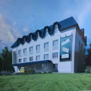 Здание с землёй под застройку. Улица Радищева 13а, р-н Индустриальный, 1 650 кв.м.
