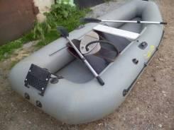 Адмирал. длина 3,20м., двигатель подвесной