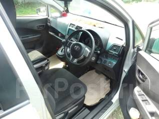 Toyota Ractis. автомат, передний, бензин