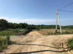 Земельный участок под строительство коттеджа в Тигровой Пади 15 сот. 1 500 кв.м., собственность, электричество, вода, от частного лица (собственник)