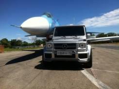 Mercedes-Benz G-Class. С водителем