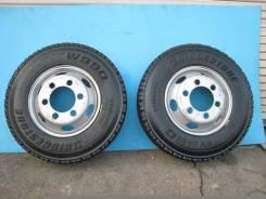 Bridgestone W990. Всесезонные, 2012 год, износ: 5%, 2 шт