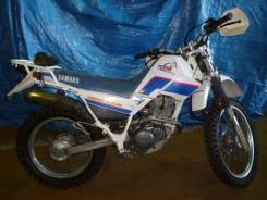 Yamaha Serow. 220 куб. см., исправен, птс, без пробега