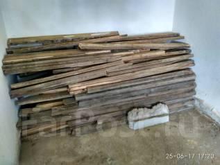 Отдам бесплатно доски на дрова