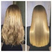 Акция! Ботокс для волос + стрижка или другая услуга вам в подарок!