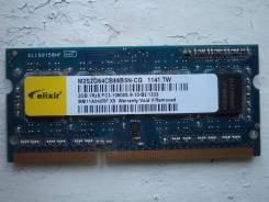 Оперативная память 2 ГБ elixir для нетбука