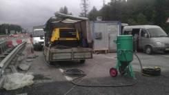 Аренда компрессора для пескоструйных работ