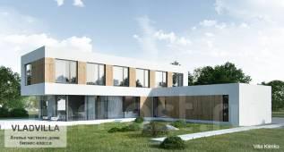 Vladvilla - Ателье частного дома бизнес-класса. Проекты домов.