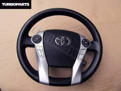 Руль. Toyota Prius, ZVW30L, ZVW30 Двигатель 2ZRFXE