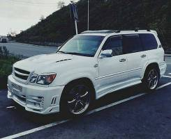 Спойлер. Toyota Land Cruiser. Под заказ