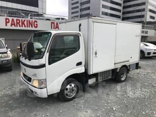 Toyota Dyna. Toyota DYNA, 3 000 куб. см., 1 500 кг.