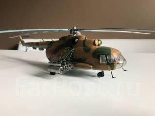Модель вертолета МИ-8