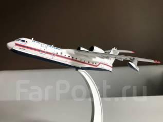 Модель самолета БЕ-200ЧС