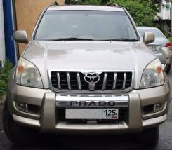 Toyota Land Cruiser Prado. автомат, 4wd, 2.7 (110 л.с.), бензин